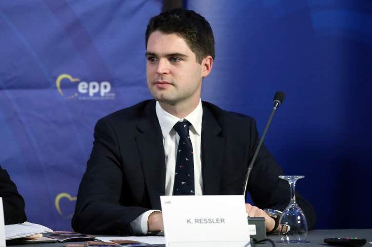 EPP Group Study Days in Zagreb - Young Members' Network meeting