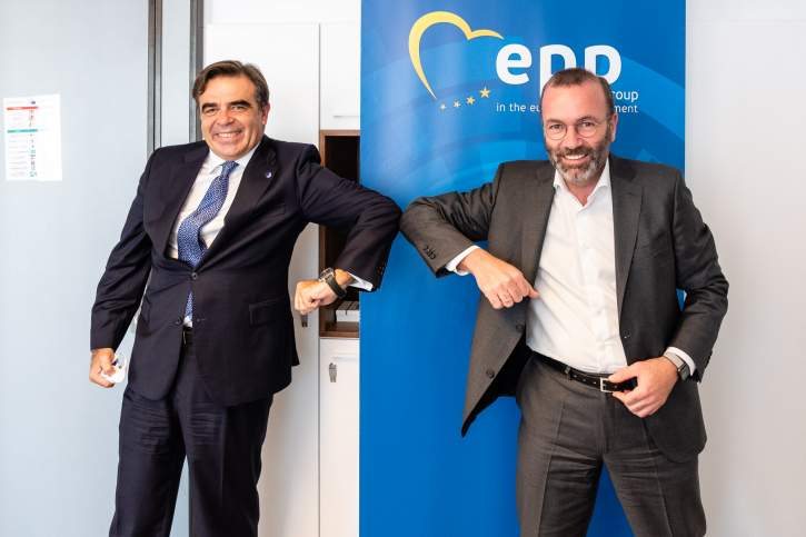 Weber-Schinas meeting