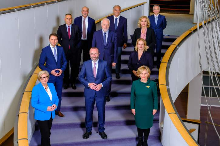 The EPP Group elected today its new Presidency.