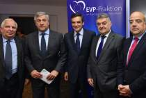 Speakers of Panel II: Towards an economic, social and institutional recovery of the EU