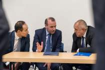 Visit of the Bulgarian Prime Minister to the EPP Group