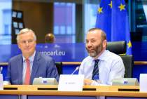 Group Meeting with Michel Barnier